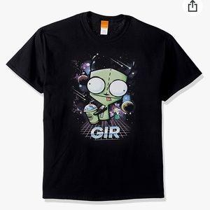 Sale🎈Invader Zim Vintage Sm T-shirt Nickelodeon